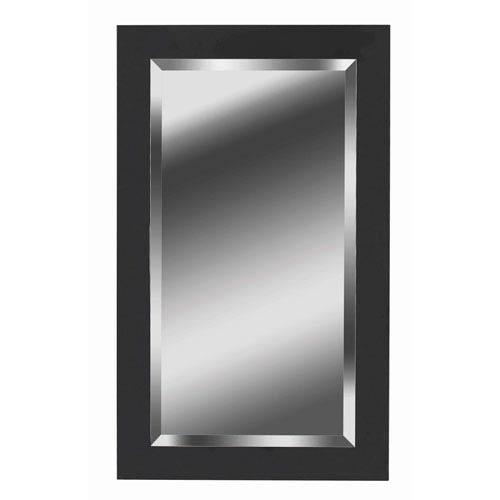Kenroy Home Black Ice Wall Mirror