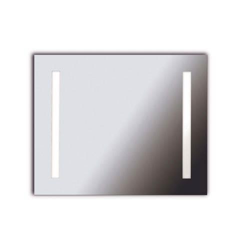 Rifletta Two-Light 32-Inch Lighted Bath Mirror