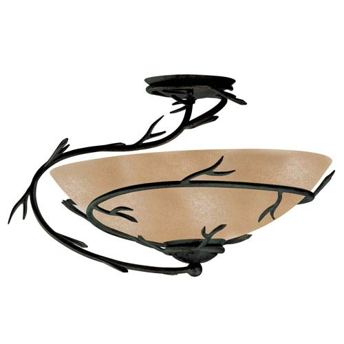 Kenroy Home Twigs Close To Ceiling Light