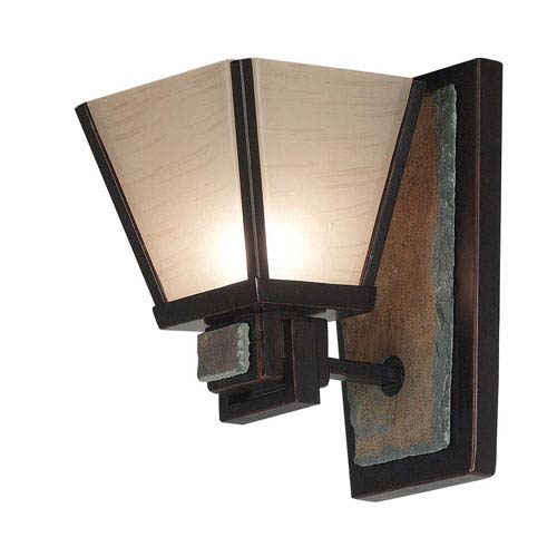Clean Slate One-Light Wall Sconce