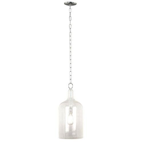 Capri Clear One-Light Pendant