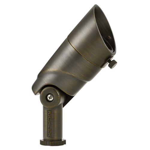 Centennial Brass  LED 60 Degree Adjustable Small Landscape Accent Light