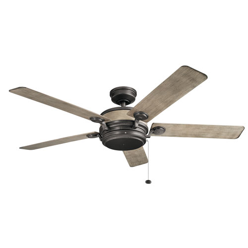Uma Anvil Iron Ceiling Fan