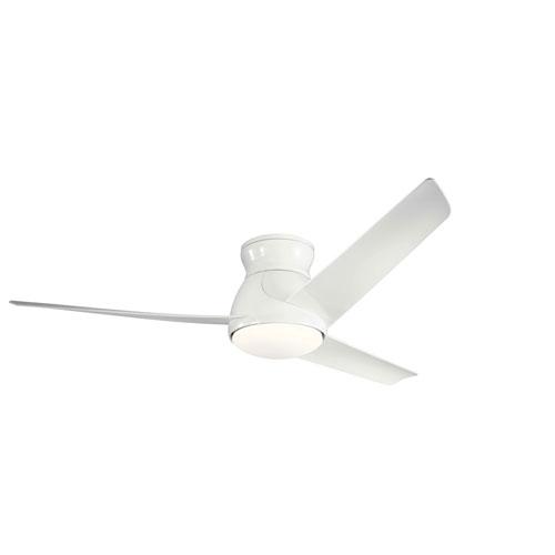 Kichler 60 Inch Eris Fan LED in White