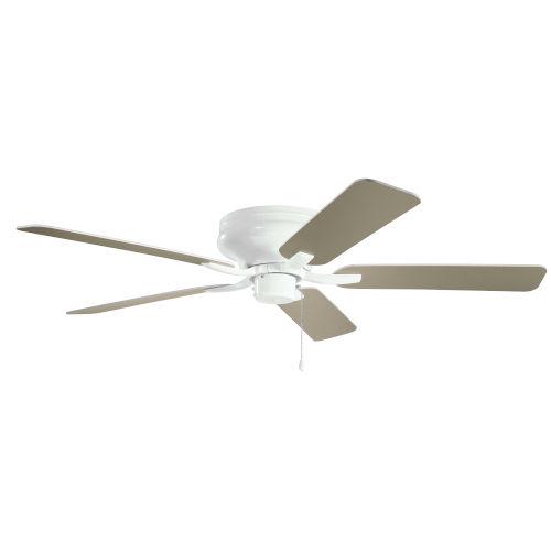 Basics Pro Legacy White 52-Inch Ceiling Fan