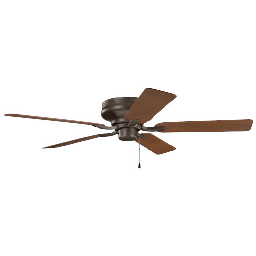 Basics Pro Legacy Satin Natural Bronze 52-Inch Patio Ceiling Fan