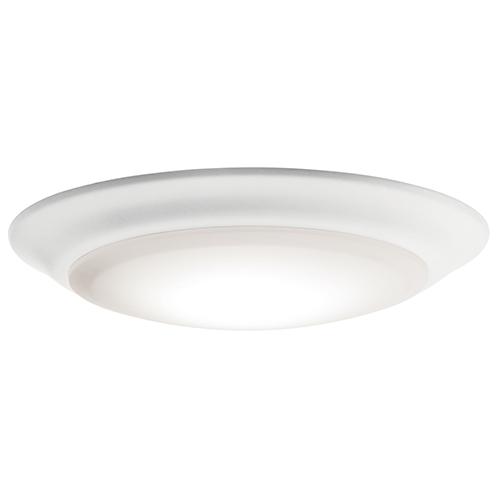 Downlight Gen I White LED Flush Mount