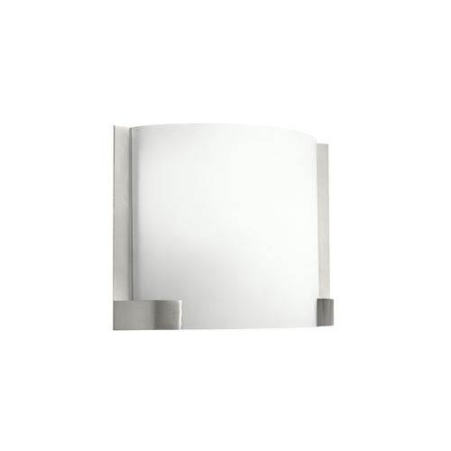 Brushed Nickel 13-Inch Energy Star LED Wall Sconce