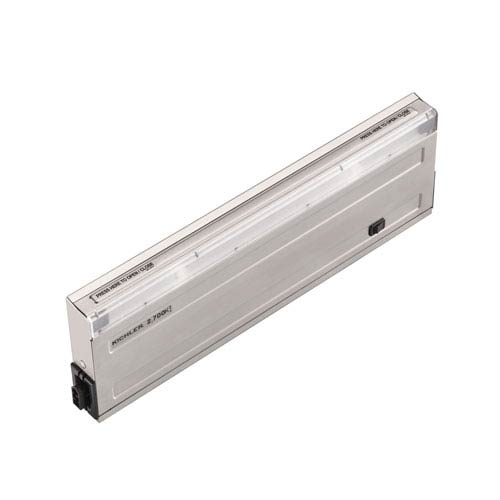 12066SS27 Stainless Steel 12-Inch Direct Wire 2700K LED Undercabinet Light