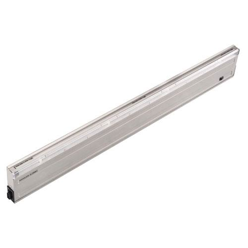 Kichler under cabinet lighting on sale xenon lights for the 12068ss27 stainless steel 30 inch direct wire 2700k led undercabinet light aloadofball Image collections