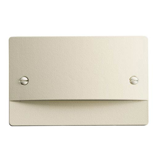 Kichler 12664ALM Almond LED Non-Dimmable Step Light