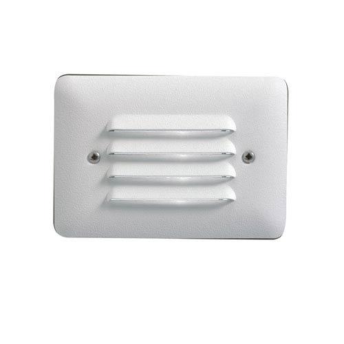 15782WHT27R White 2700K LED Deck and Step Light