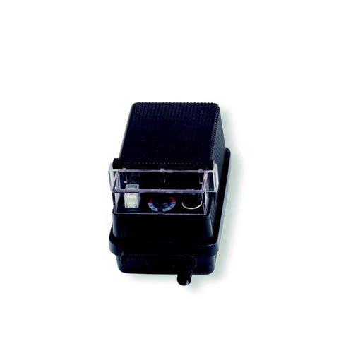 Black 120 Watt Landscape Transformer