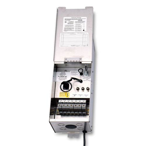 Pro Series Stainless Steel 900 Watt Landscape Transformer