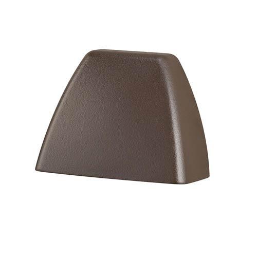 16111AZT27 Textured Architectural Bronze 2700K LED Deck Light