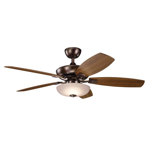 Kichler Canfield Pro Oil Brushed Bronze 52-Inch LED Ceiling Fan
