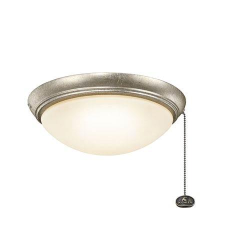 Sterling Gold LED Fan Light Kit