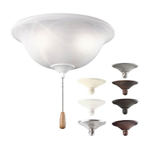 Multi-Color Three Light Fan Kit