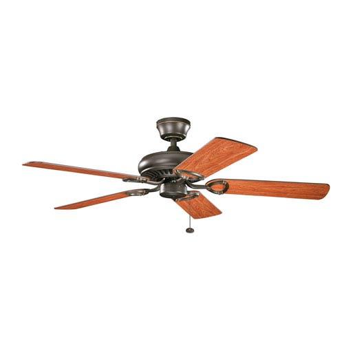 Kichler Sutter Place Olde Bronze 52-Inch Ceiling Fan
