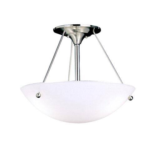 Kichler Family Spaces Semi-Flush Ceiling Light