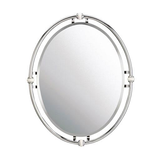 Pocelona Chrome Mirror