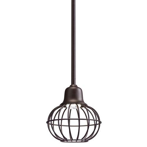 Kichler Olde Bronze Eight Light LED Mini Pendant