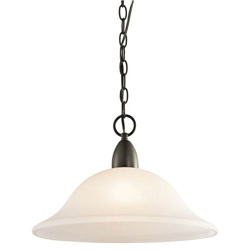 Nicholson Olde Bronze One-Light Pendant