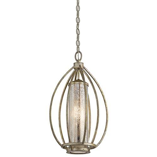 Savanna Sterling Gold One-Light Pendant
