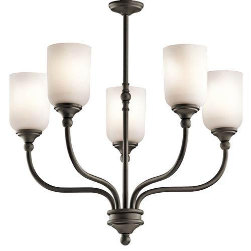 Kichler Lilan Olde Bronze Five-Light Chandelier