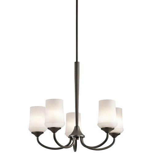 Kichler Aubrey Olde Bronze Five-Light Chandelier