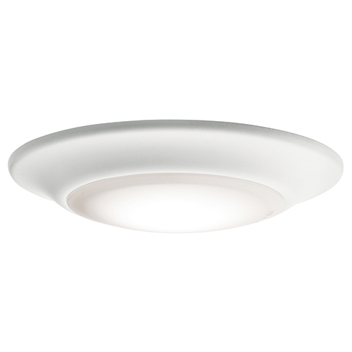 Kichler Downlight Gen I White 6-Inch LED 3000K Downlight