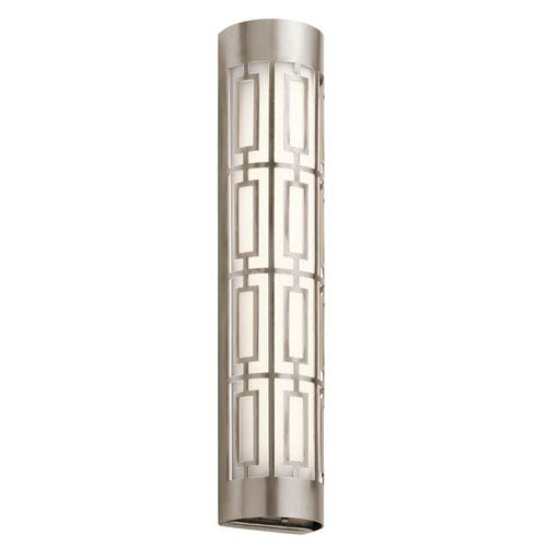 Empire Classic Pewter 24-Inch LED Two-Light Bath Sconce