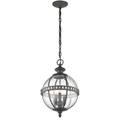 Halleron Londonderry Three-Light Outdoor Pendant