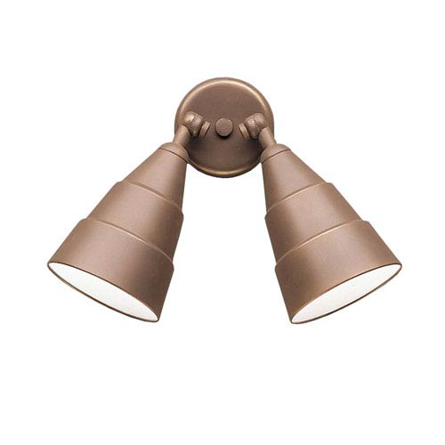 Kichler Architectural Two-Light Wall/Ceiling Fixture