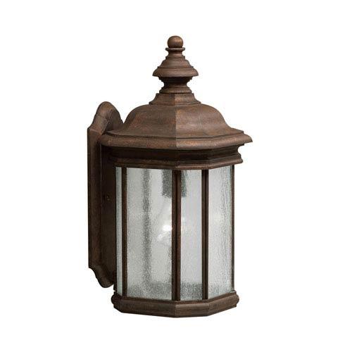 8d6551849c2 Kichler Kirkwood Tannery Bronze Outdoor Wall Mounted Lantern 9029tz ...