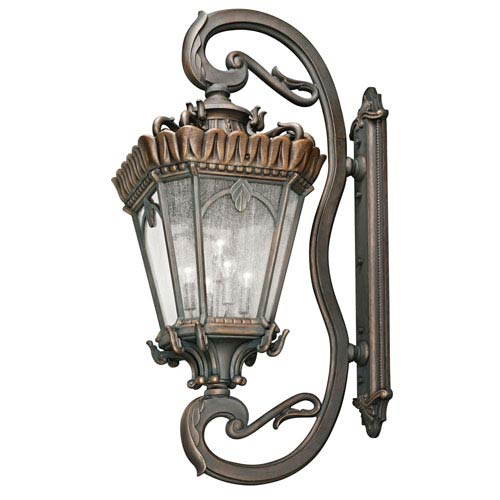 Tournai Londonderry Five Light Outdoor Wall Lantern