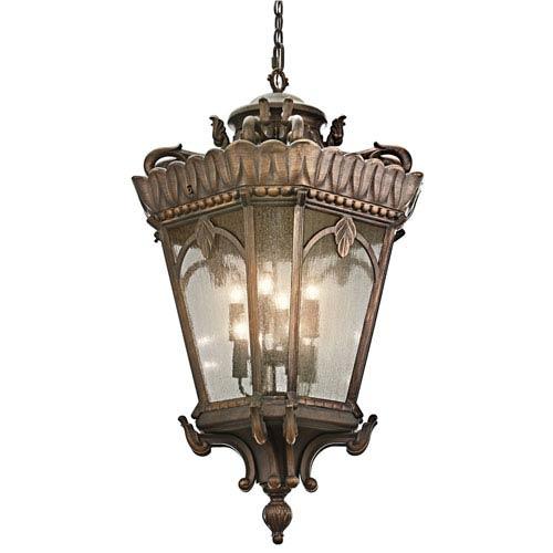 Kichler Tournai Londonderry Five-Light Outdoor Ceiling Light