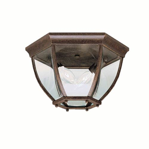 Townhouse Outdoor Flush Ceiling Light