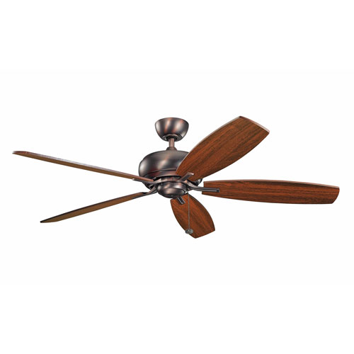 Kichler Whitmore Oil Brushed Bronze 60-Inch Ceiling Fan
