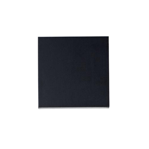Omni Black Two-Light ADA LED Wall Sconce