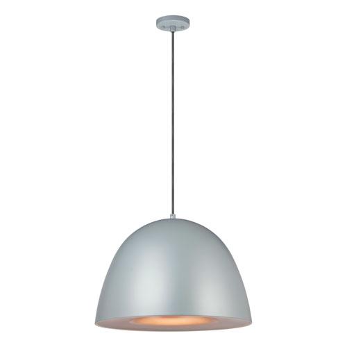 Fungo Gray 24-Inch LED Pendant