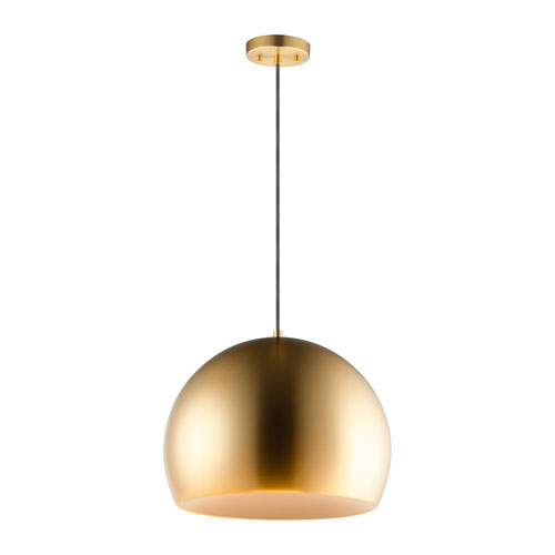 Palla Gold 20-Inch LED Pendant