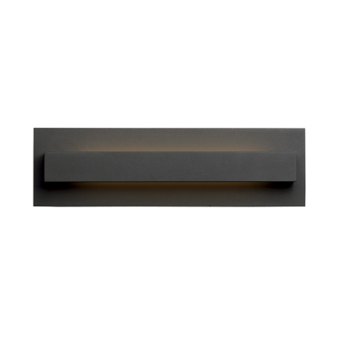 Alumilux Sconce Bronze LED Wall Sconce ADA