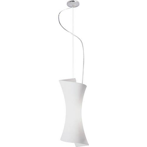 Conico Frost White Large Mini Pendant