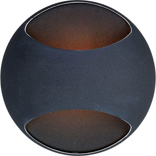 ET2 Wink Black One-Light Wall Sconce