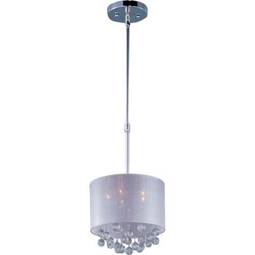 ET2 Veil Polished Chrome Five-Light Pendant