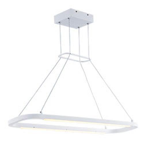 ET2 Jibe Matte White LED 33-Inch Linear Pendant