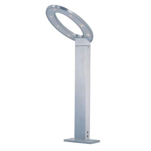Alumilux Satin Aluminum Seven-Light LED 6-Inch Path Lighting