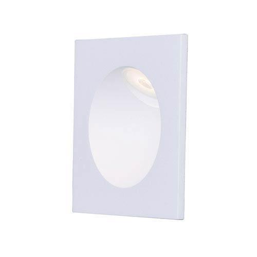 Alumilux AL White Three-Inch LED Outdoor Wall Mount