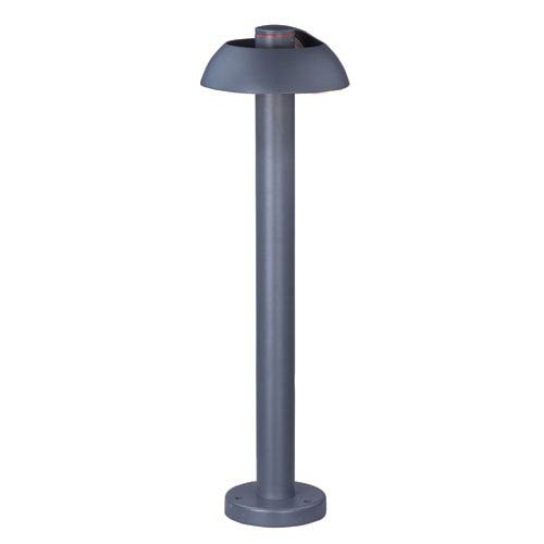 Alumilux DC Dark Grey Six-Light LED 8-Inch Path Lighting